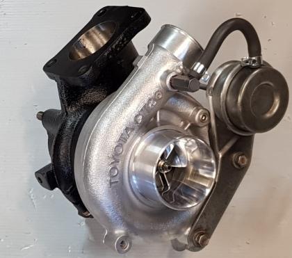 Landcruiser 4 2 Turbocharger High Flow