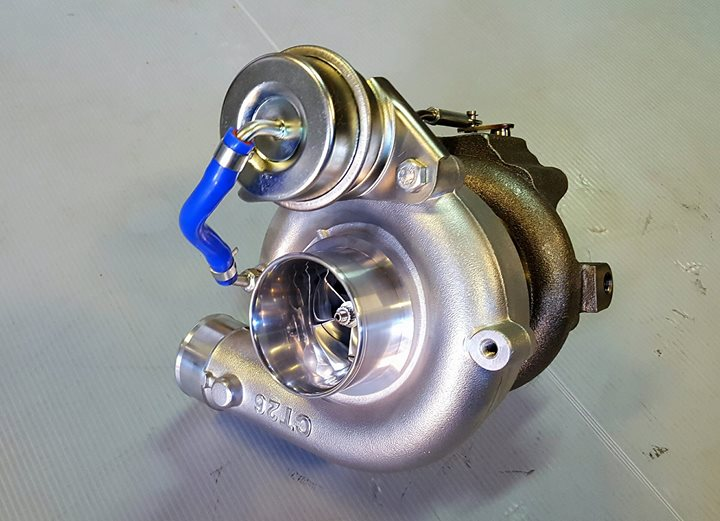 Landcruiser 4 2 Turbocharger High Flow