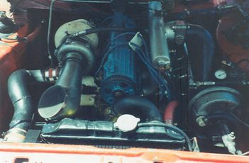 Early 2lt pinto efi set-up 9.8sec135mph